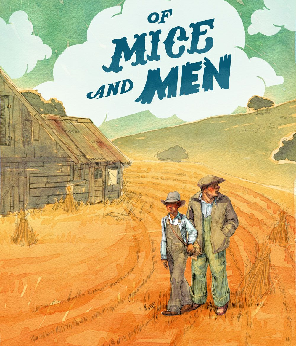 Novel 'Of Mice and Men' Case Study