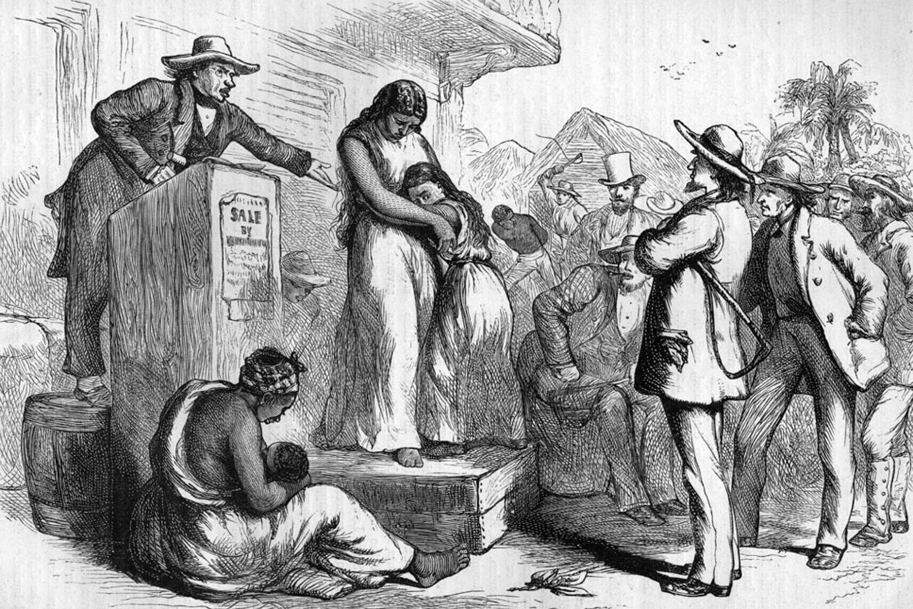 Slavery Case Study